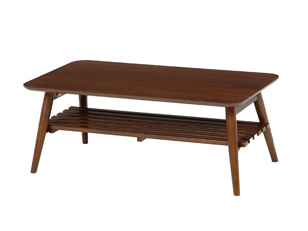 TABLE 折れ脚テーブル MT-6921BR 【代引不可】