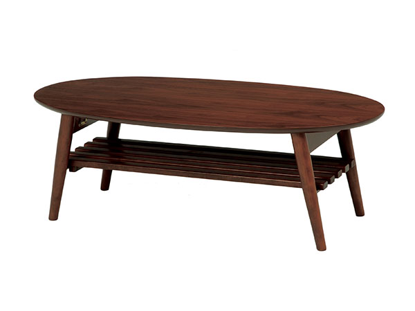 TABLE 折れ脚テーブル MT-6922BR 【代引不可】