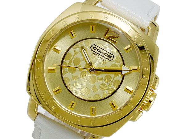 コーチ COACH クオーツ レディース 腕時計 時計 14501600【ポイント10倍】