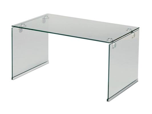 東谷 AZUMAYA ガラステーブルS PT-28CL 【代引き不可】