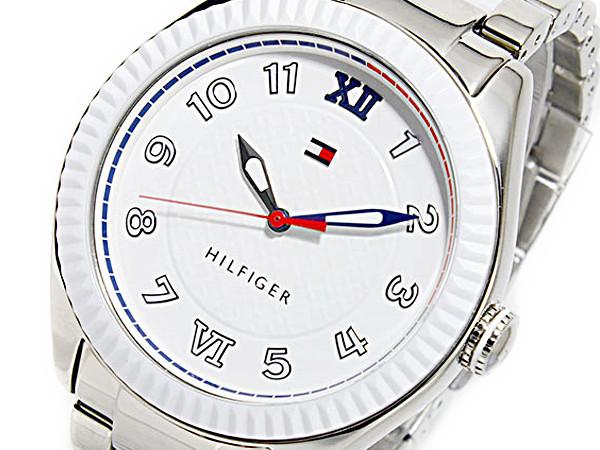 人気を誇る トミー TOMMY ヒルフィガー TOMMY 1781342 HILFIGER トミー クオーツ レディース 腕時計 時計 1781342, シャコタングン:16480963 --- rishitms.com