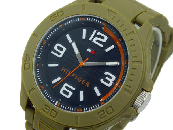 トミー ヒルフィガー TOMMY HILFIGER クオーツ メンズ 腕時計 時計 1790943