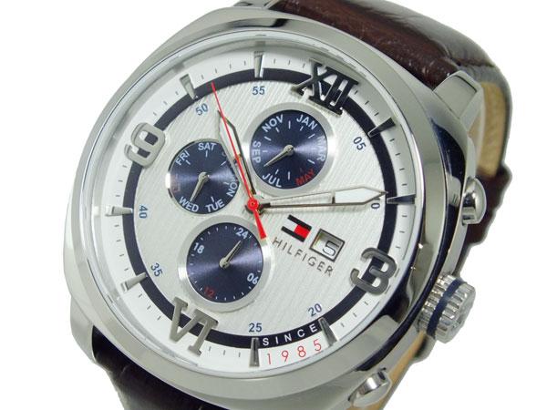 【即出荷】 トミー ヒルフィガー TOMMY HILFIGER クオーツ HILFIGER メンズ クオーツ 腕時計 トミー 時計 1790968, CIVARIZE公式ストア:0ede2272 --- rishitms.com