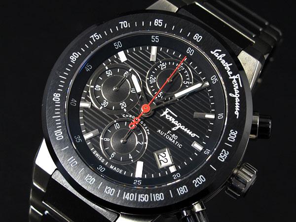 サルヴァトーレ・フェラガモ SALVATORE F-80 メンズ 腕時計 F55LCA78909S789【送料無料】【ポイント10倍】