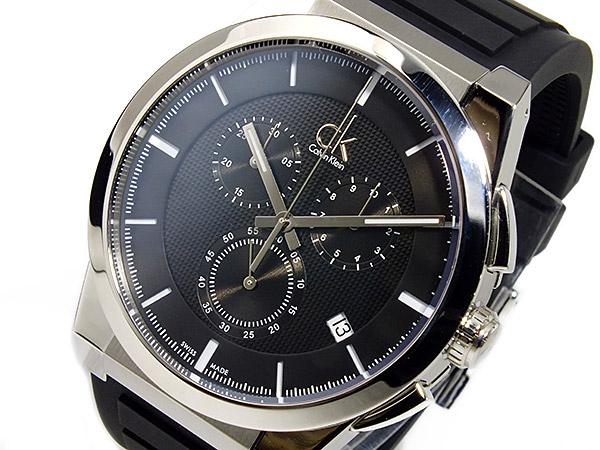 カルバン クライン Calvin Klein ダート クォーツ メンズ 腕時計 時計 K2S371D1