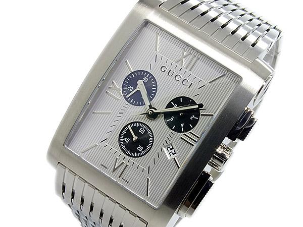 グッチ GUCCI Gメトロ クォーツ メンズ 腕時計 YA086319【送料無料】
