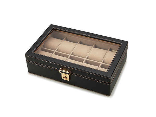 ストゥディオーロ STUDIOLO Stationery Collection ウォッチケース 10本用 240-438