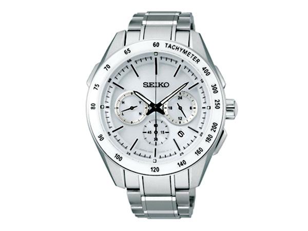 セイコー SEIKO ブライツ ソーラー 電波 メンズ クロノ 腕時計 SAGA169 国内正規【送料無料】