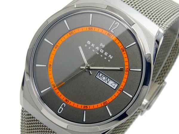 スカーゲン SKAGEN クオーツ メンズ 腕時計 時計 SKW6007