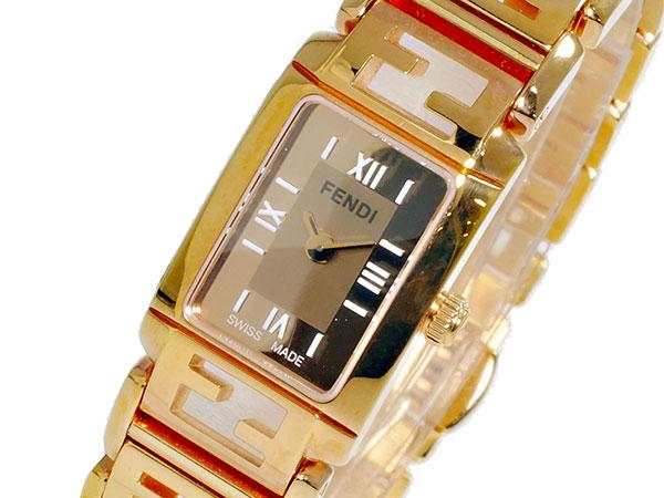 フェンディ FENDI フォーエバー Forever クオーツ レディース 腕時計 F128270【送料無料】【ポイント10倍】