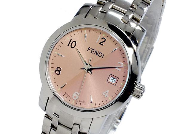 フェンディ FENDI クラシコ Classico クォーツ レディース 腕時計 F215270【送料無料】【ポイント10倍】