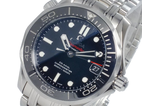オメガ OMEGA シーマスター 300M プロダイバーズ 自動巻き メンズ 腕時計 21230362001002【送料無料】