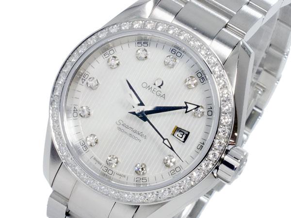 オメガ OMEGA シーマスター 150M クオーツ レディース 腕時計 23115306155001 (き)【送料無料】【ポイント10倍】