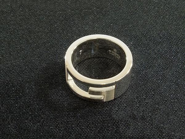 グッチ GUCCI リング/指輪 032660-09840-8106-15 15号