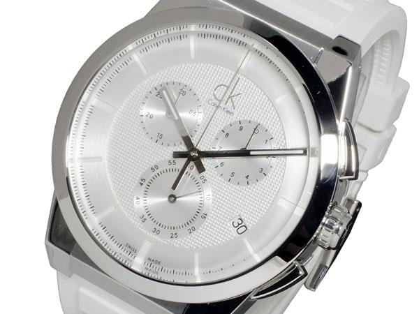 カルバン クライン CALVIN KLEIN ダート クォーツ メンズ 腕時計 時計 K2S371L6