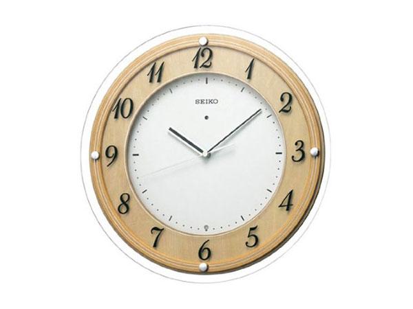 セイコー SEIKO 電波時計 掛け時計 KX321A