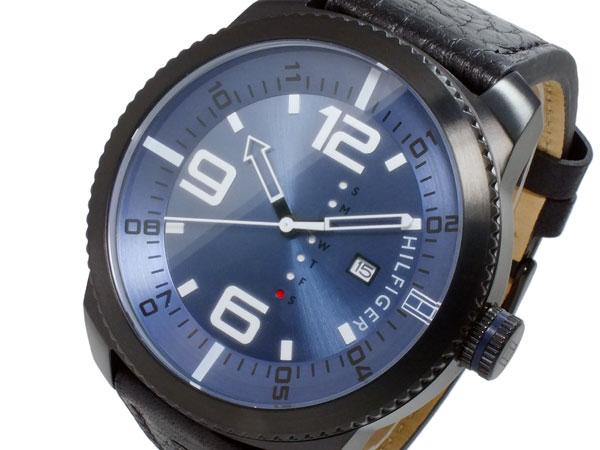トミー ヒルフィガー TOMMY HILFIGER クオーツ メンズ 腕時計 時計 1791016