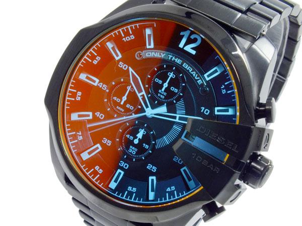 ディーゼル DIESEL クオーツ メンズ クロノ 腕時計 時計 DZ4318