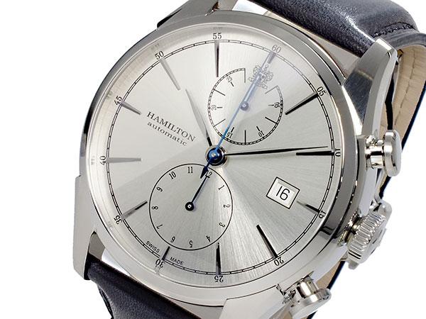 ハミルトン HAMILTON スピリットオブリバティ Spirit of Liberty 自動巻き メンズ クロノグラフ 腕時計 H32416781【送料無料】