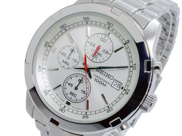 セイコー SEIKO KINETIC クオーツ メンズ クロノ 腕時計 時計 SKS417P1