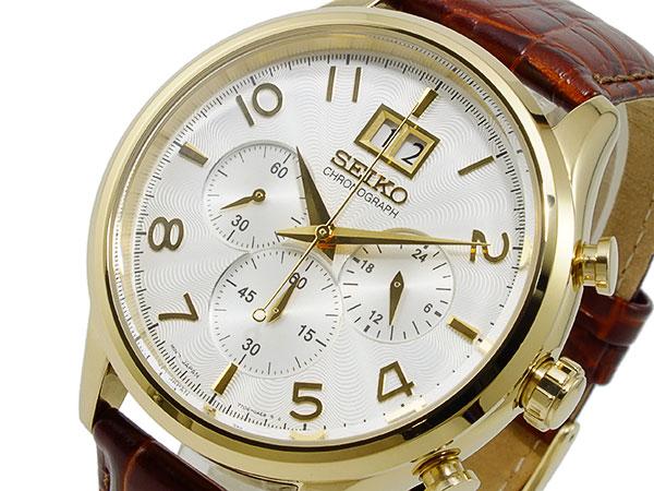 セイコー SEIKO クロノグラフ 腕時計 時計 SPC088P1