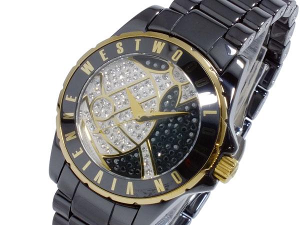 ヴィヴィアン ウエストウッド VIVIENNE WESTWOOD クオーツ 腕時計 VV088SGDBK【送料無料】