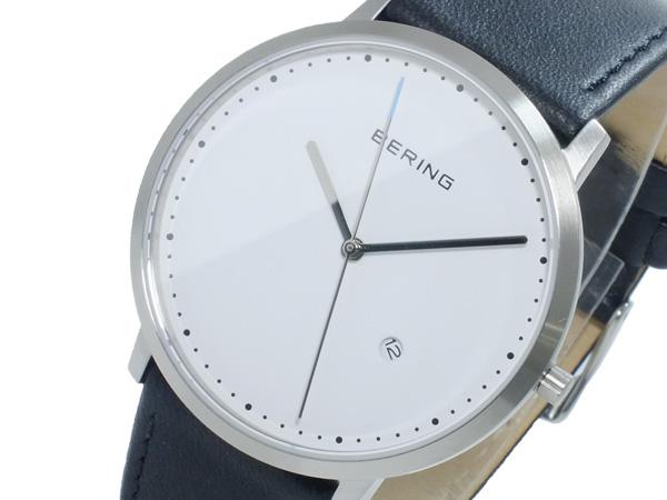 ベーリング BERING クオーツ メンズ 腕時計 時計 11139-404