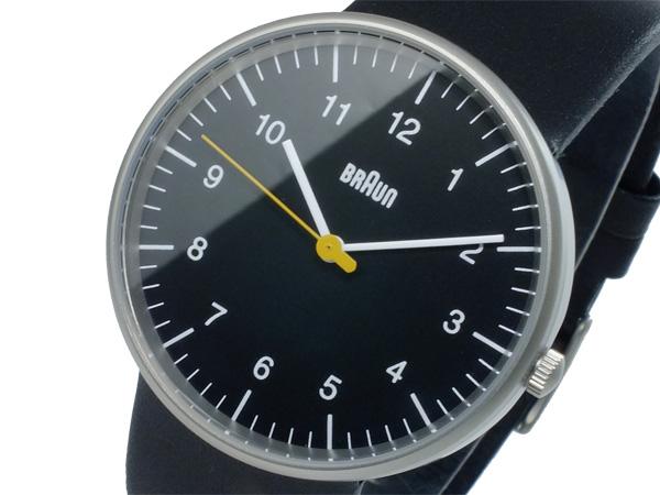ブラウン BRAUN クオーツ メンズ 腕時計 時計 BN0021BKBKG