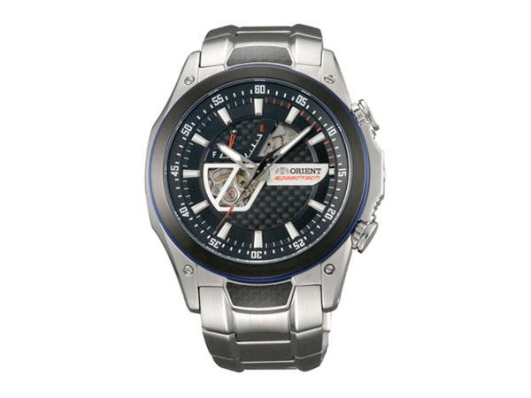 オリエント ORIENT スピードテック SPEEDTECH オートマチック 自動巻(手巻付) メンズ 腕時計 WV0011DA 国内正規【送料無料】【ポイント10倍】