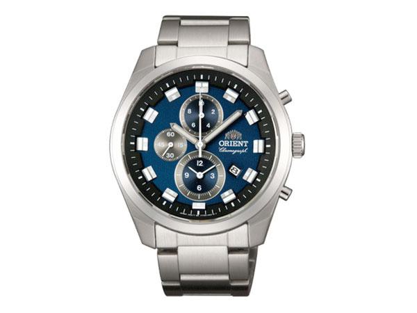 オリエント ORIENT ネオセブンティーズ Neo70's ビッグケース クオーツ メンズ クロノ 腕時計 時計 WV0471TT 国内正規