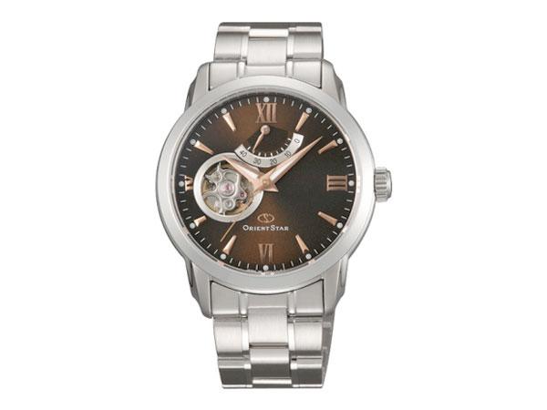 オリエント ORIENT オリエントスター Orient Star セミスケルトン 自動巻(手巻付) メンズ 腕時計 WZ0071DA 国内正規【送料無料】