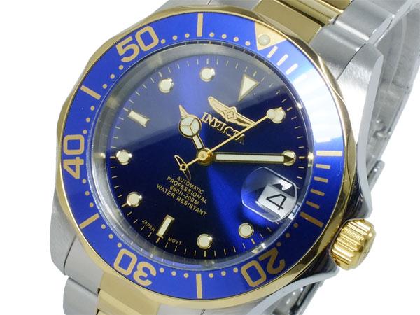 INVICTA インヴィクタ プロ ダイバー 自動巻 メンズ 腕時計 時計 8928