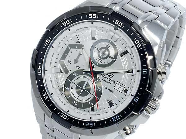 カシオ CASIO エディフィス EDIFICE クオーツ メンズ クロノ 腕時計 時計 EFR-539D-7A