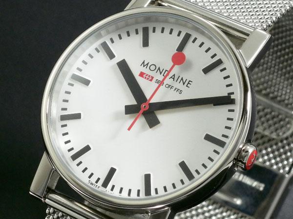 モンディーン MONDAINE クオーツ メンズ 腕時計 時計 A658.30300.11SBV 国内正規