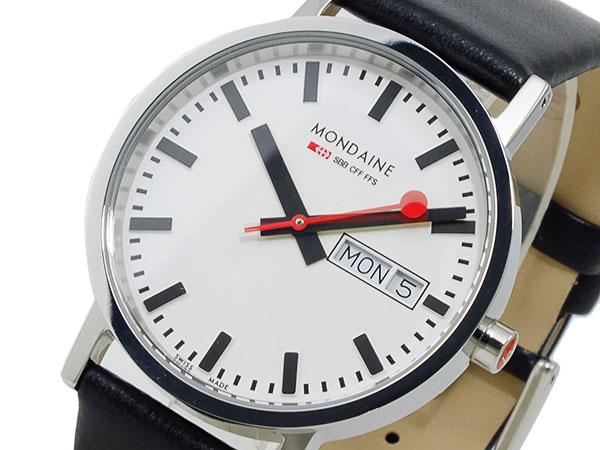 モンディーン MONDAINE クオーツ メンズ 腕時計 時計 A667.30314.11SBB 国内正規【ポイント10倍】