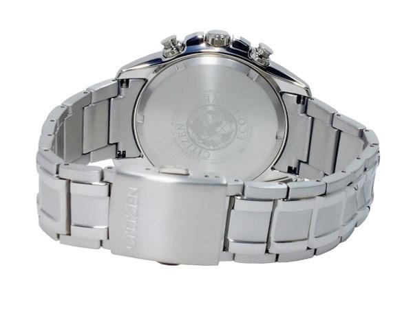 シチズン CITIZEN エコドライブ クロノ メンズ 腕時計 CA0341-52A【】【楽ギフ_包装】【ポイント10倍】