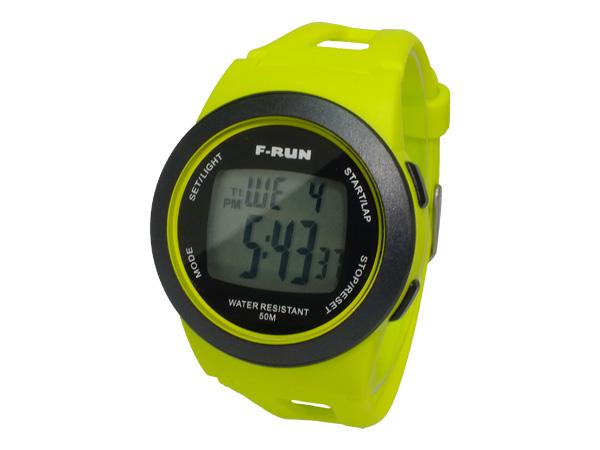 エフラン F-RUN デジタル 腕時計 時計 FRN10YG【ポイント10倍】