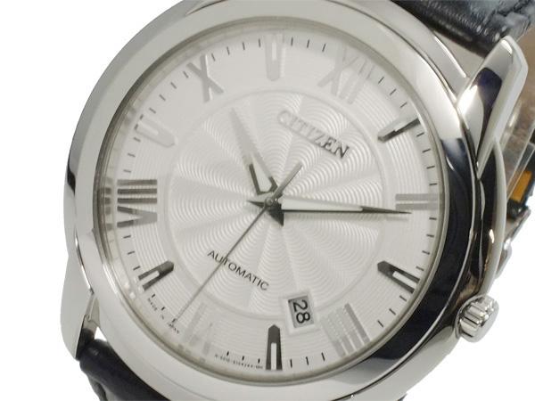 シチズン CITIZEN メカニカル 自動巻き メンズ 腕時計 時計 NB0030-01A【ポイント10倍】