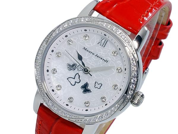 マウロ ジェラルディ MAURO JERARDI ソーラー レディース 腕時計 時計 MJ046-3