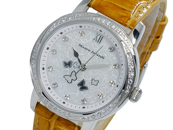 マウロ ジェラルディ MAURO JERARDI ソーラー レディース 腕時計 時計 MJ046-5