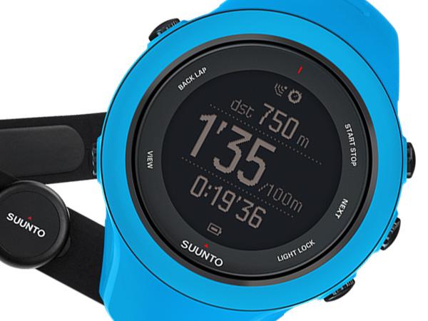 スント アンビット3 Sport ブルー(HR) メンズ 腕時計 SS020679000-J 国内正規【送料無料】