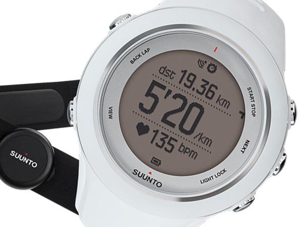 スント アンビット3 Sport ホワイト (HR) メンズ 腕時計 SS020680000-J 国内正規【送料無料】