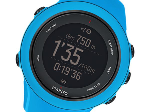 スント アンビット3 Sport メンズ 腕時計 SS020682000-J ブルー 国内正規【送料無料】