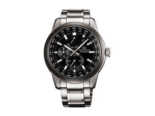オリエント ORIENT Orient Star World Time 自動巻き 腕時計 WZ0011JC 国内正規【送料無料】