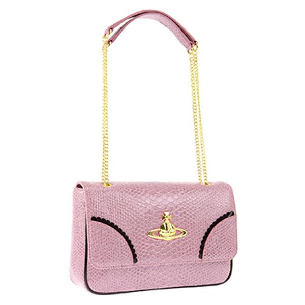 Vivien Waist Wood Vivienne Westwood Bag 5988v Frilly Snake Pnk