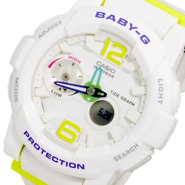 カシオ CASIO ベビーG BABY-G G-ライド レディース デジタル 腕時計 時計 BGA-180-7B2