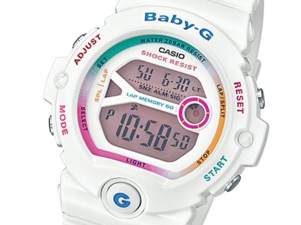 カシオ ベビーG フォー・ランニング レディース 腕時計 時計 BG-6903-7CJF 国内正規
