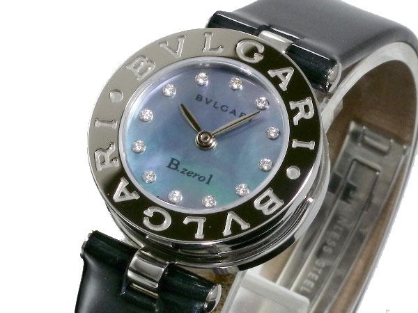 ブルガリ BVLGARI 腕時計 B-ZERO1 12Pダイヤ BZ22BSL/12【送料無料】【ポイント10倍】