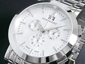 バーバリー BURBERRY 腕時計 メンズ クロノグラフ BU1384【送料無料】【ポイント10倍】