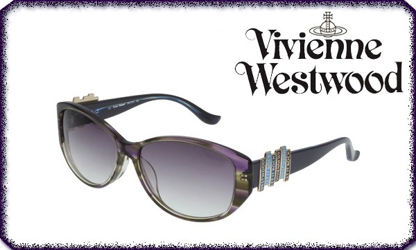 2013年モデル【Vivienne Westwood】ヴィヴィアンウエストウッド サングラス VW-7741 PO